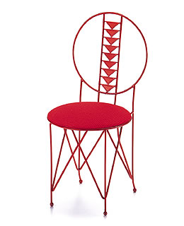 Vitra Miniature Frank Lloyd Wright Midway Garden Chair