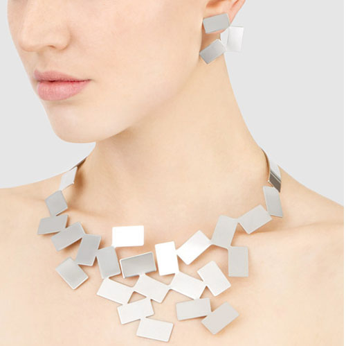 Alessi Fiato Sul Collo Modern Jewelry Necklace NOVA68