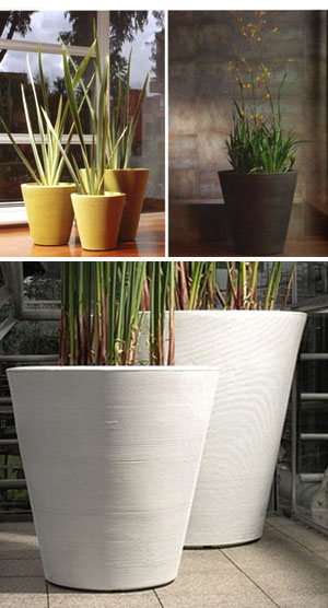 Modern Planters Madison Planter 26 Inch Height X 26 Inch