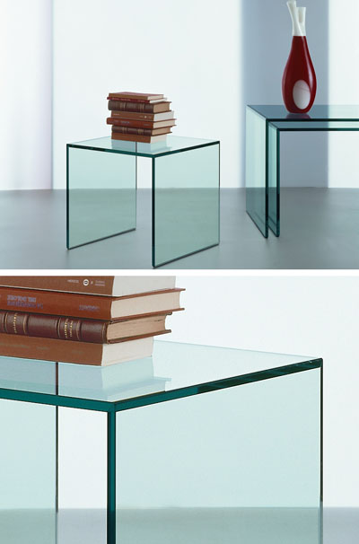 Trio modern glass nesting tables by tonelli nova68 trio modern glass nesting tables by tonelli watchthetrailerfo