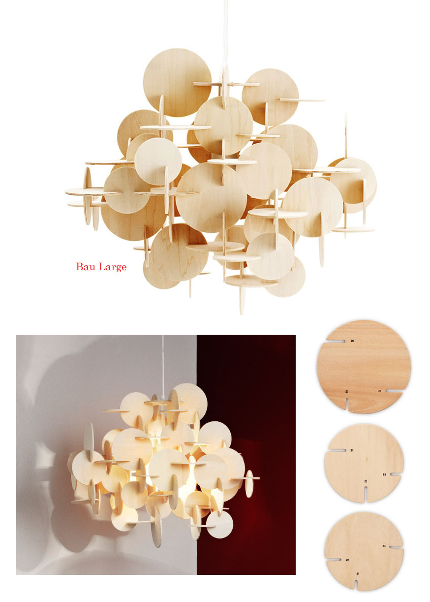 Bau Pendant Light Natural Fixture By Normann Copenhagen Click To View  Additional Images Home Design Ideas