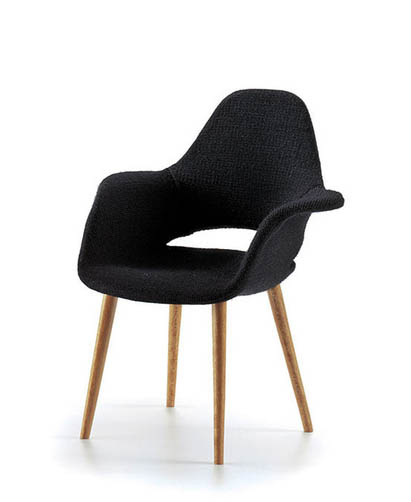 Delicieux Vitra Miniature: Eames And Saarinen Organic Chair