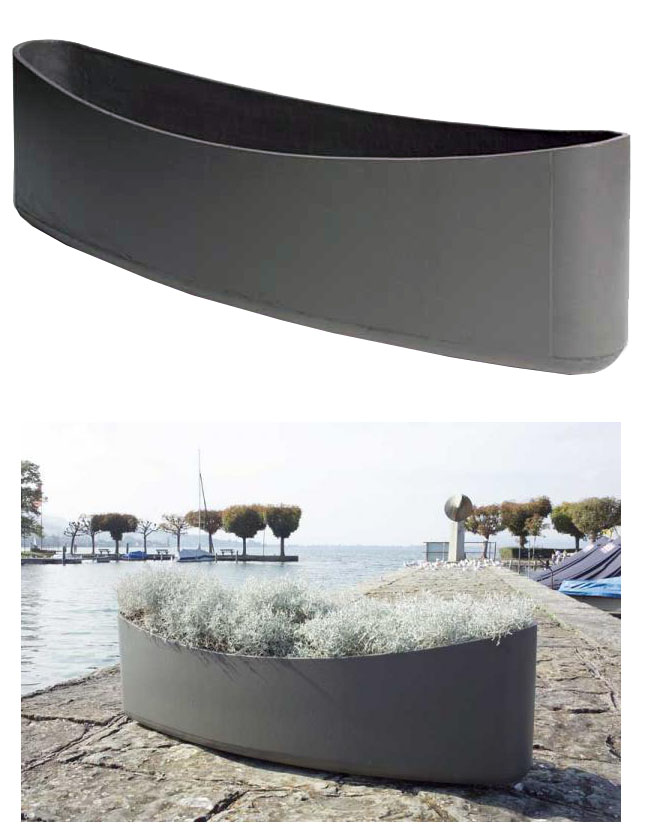 Plantship contemporary 56 long concrete outdoor planter design plantship contemporary 56 long concrete outdoor planter design click to view additional images workwithnaturefo