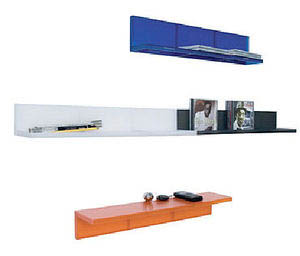 Paolo Rizzatto: Shelves Storage Wall Shelf By Danese