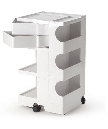 Office Furniture Joe Colombo Boby Storage Trolley