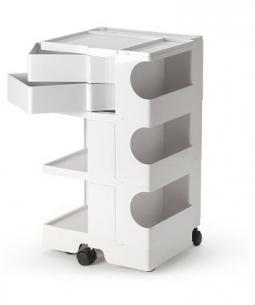 office trolley cart. Office Furniture: Joe Colombo Boby Storage Trolley Organizer 3/2 Office Trolley Cart