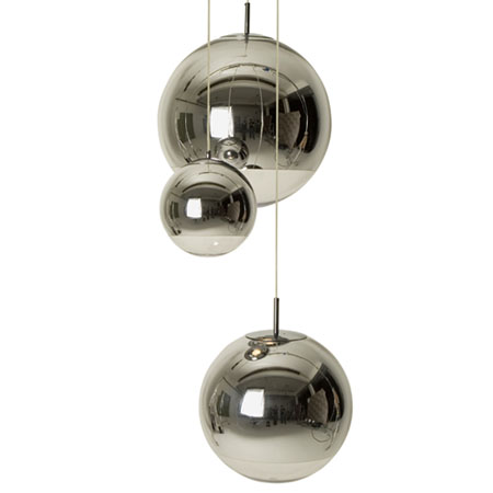 mirror ball lamp modern lighting tom dixon pendant lamps. Black Bedroom Furniture Sets. Home Design Ideas