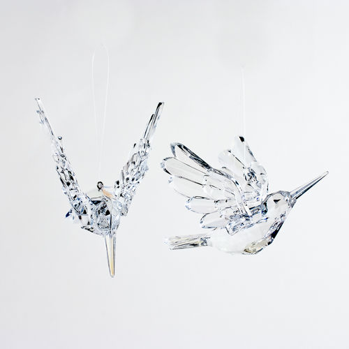 Crystal Clear Hummingbird Transparent Ornaments set24  : transparent hummingbird ornaments from www.nova68.com size 500 x 500 jpeg 20kB