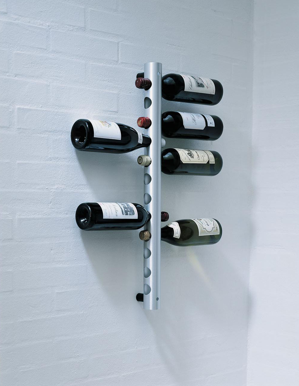 Rosendahl Winetube Wine Bottle Rack Storage NOVA68com