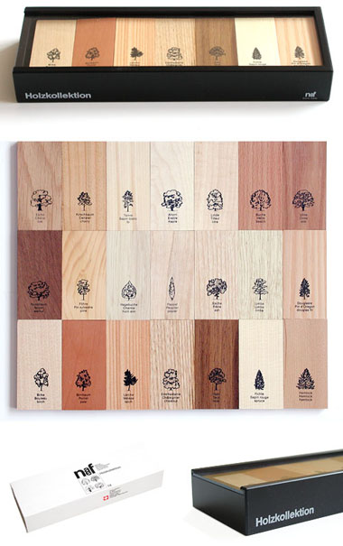 Naef Holz Kollektion Wood And Tree Identification
