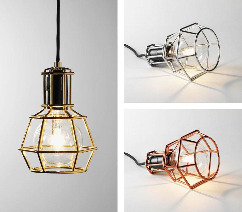 design house stockholm work lamp nova68 modern design. Black Bedroom Furniture Sets. Home Design Ideas