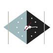 george_nelson_diamond_clock